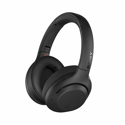 Sony NEW WH-XB900N EXTRA BASS Wireless Noise Cancelling Headphones (Black)