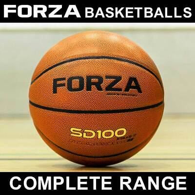 FORZA SD300 Youth Basketball | Size 3, 5, 6 And 7 Practice Basketball Balls
