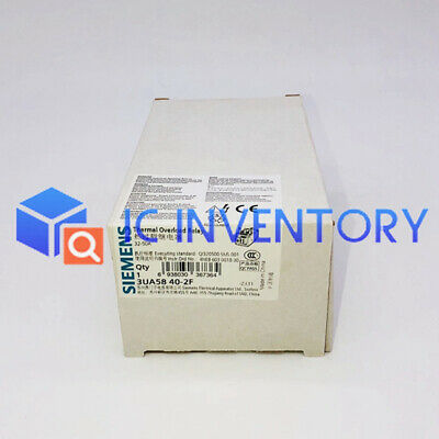Siemens Thermal Overload Relay 3UA5840-2F 32-50A New In Box