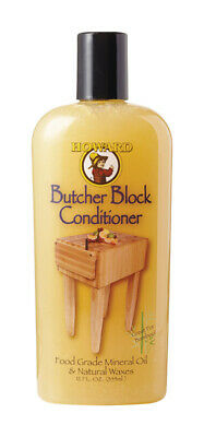 Howard  Clear  Oil-Based  Wood Conditioner  12 oz.