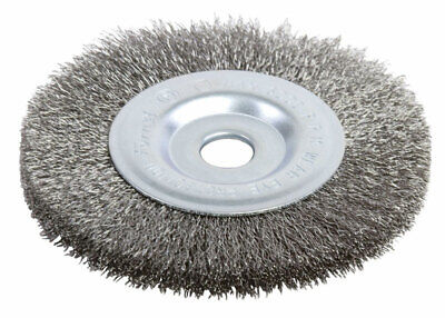 Forney  4 in. Crimped  Wire Wheel Brush  Metal  6000 rpm - Case Pack of 5
