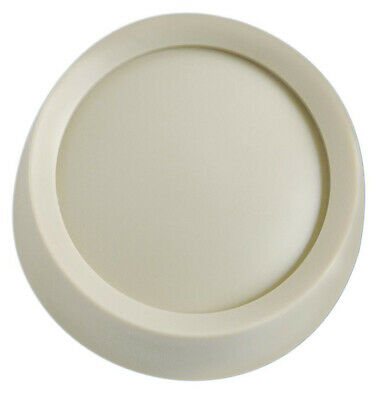 Leviton  Ivory  Rotary  Dimmer Knob  - Case Pack of 5