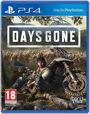 Days Gone | PlayStation 4 PS4 New