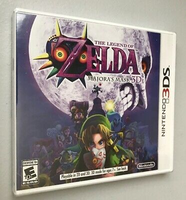 NEW The Legend of Zelda: Majora's Mask 3D  (Nintendo 3DS & 2DS) ORIGINAL RELEASE