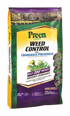 Preen  Weed Control for Lawns  Granules  18 lb.