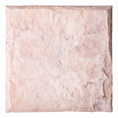 Gardien  Polyresin  Multicolored  15 in. H Faux Limestone  Stepping Stone
