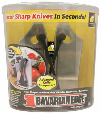 Bavarian Edge  Kitchen Utensil  Knife Sharpener  Tungsten Carbide  1 pk