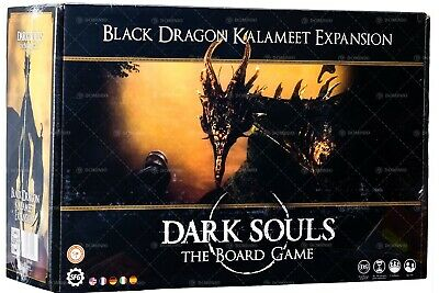 Black Dragon Kalameet Expansion - Dark Souls Board Game - NEW & SEALED
