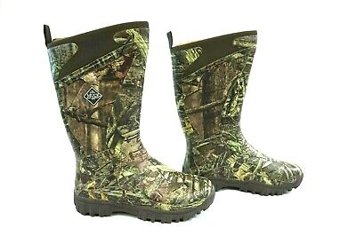Muck Woody Max Rubber Insulated Men's Hunting Boots Size 14
