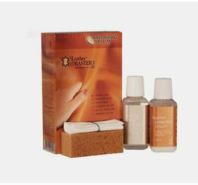 Leather Master  Anti-Ageing System