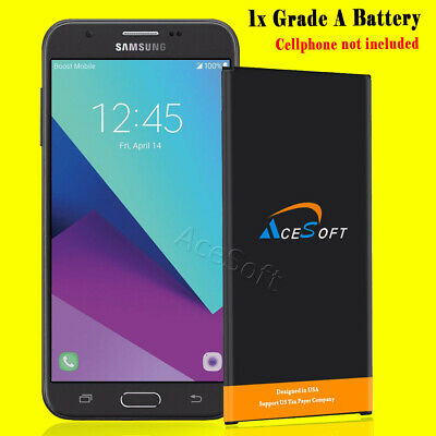 Long Life Replaceable Spare Li/_ion AA Grade 1400mAh Battery for Alcatel QuickFlip 4044C Cricket Smartphone
