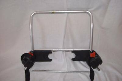 Used Peg Perego car seat adaptor for Stroller Replacement