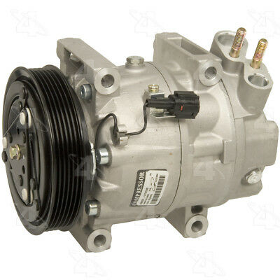 A//C Aftermarket Compressor and clutch 58167 or Equivalent New Four Seasons
