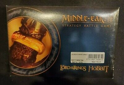 The Breaking of the Fellowship GW Metal NIB Middle Earth Strategy Battle Game