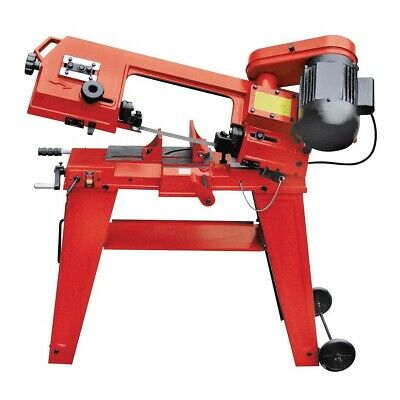 1 HP 4 in. x 6 in. Horizontal/Vertical Metal Cutting Band Saw New ship fast