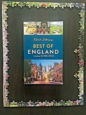 Rick Steves Best Of England NEW Edition USA SELLER