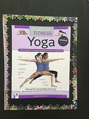 Anatomy Of Fitness YOGA The Trainers Inside Guide + Poster