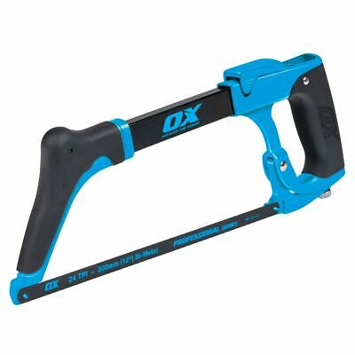 Ox Ox-P130730 Pro High Tension Hacksaw 12""