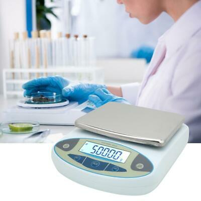 5000g 0.01g Digital Scale Lab Weighing Electronic Balance Jewelry Scale 100-240V