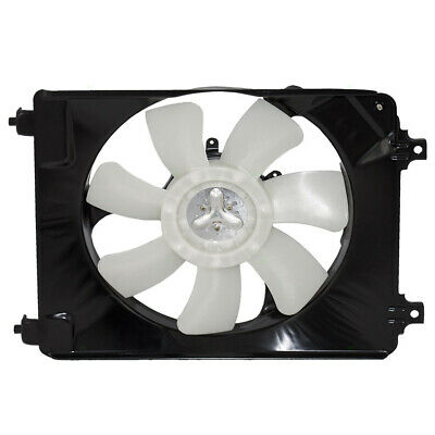 For Honda 2006-11 Civic 1.8 L4 AC A//C Radiator Condenser Cooling Fan 38615RNAA01