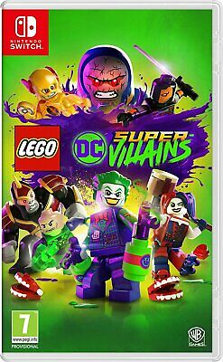 LEGO DC Super-Villains | Nintendo Switch New