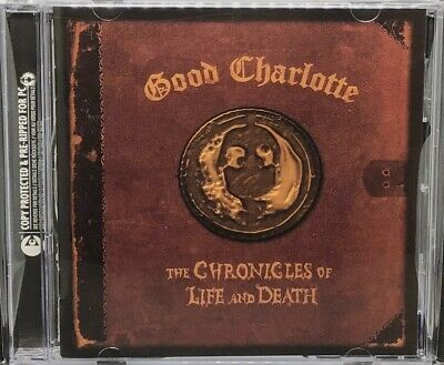 Good Charlotte - The Chronicles Of Life And Death, Cd Album, (2004).
