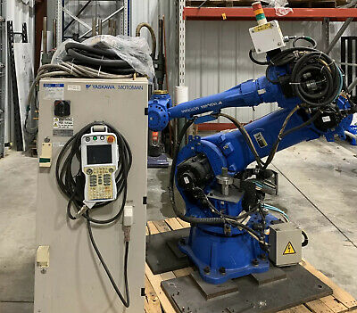 Yaskawa Motoman MS80 with DX100 Control and Cables (Model Year: 2011) *PMT*