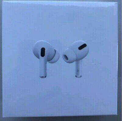 Apple Airpods Pro Noise Cancelling White Wireless Earbuds Mwp22Am/A