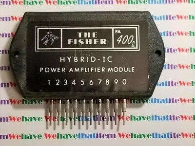 2 PIECES SANYO SS1001 POWER AMPLIFIER IC SEMICONDUCTOR