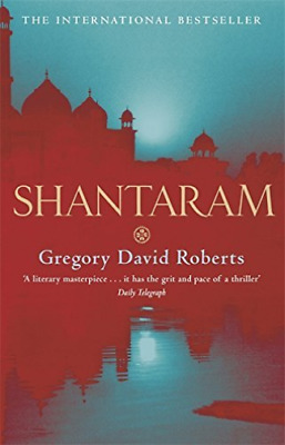 Roberts, Gregory David-Shantaram BOOK NEU