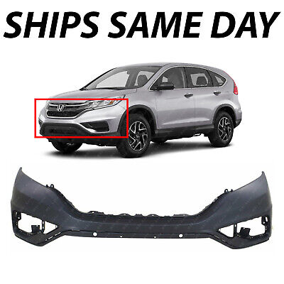Front Bumper Cover Replacement for 2016-2018 Honda Pilot NEW Primered