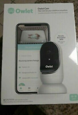 Owlet Cam Wi-Fi Video Baby Monitor      (New Lower Price)