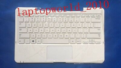 Samsung XE500T1C 500T1C-A01 500T1C-H02 US keyboard Touchpad white See picture