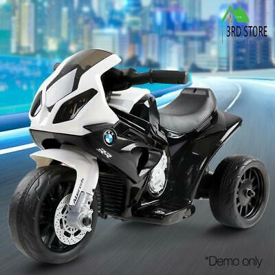 BMW Kids Ride On Motorcycle Motorbike Licensed Car Electric Toys Cars Police
