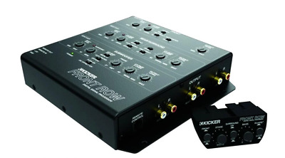 Kicker ZXDSP.1 6-channel Digital Signal Processor (FRONT ROW)
