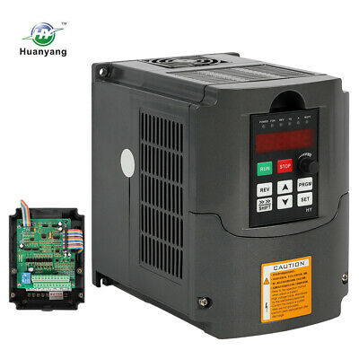 7.6HP 5.5KW Variateur Fréquence Variable Inverter VSD Variable Frequency Drive