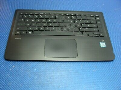 HP 13-A010Dx 13-A SERIES KEYBOARD TOUCHPAD TOP CASE PALMREST EAY62003010 OEM!