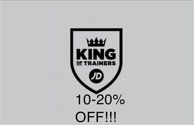20% Off Jd Sports Discount Code