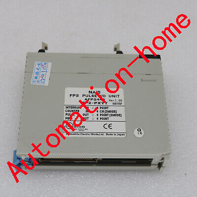 Used 1Pc Panasonic PLC Module FP2-PXYT Tested Good Condition