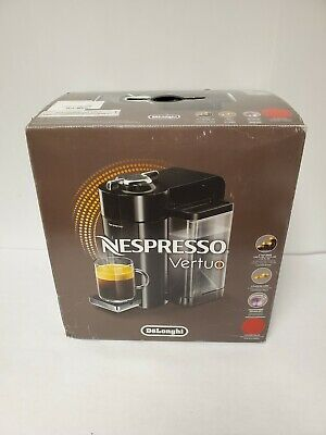 Nespresso ENV135R Vertuo Evoluo Coffee Espresso Maker by Delonghi, Red