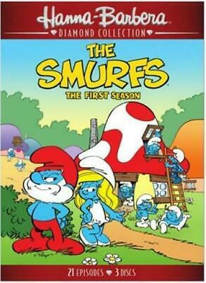 The Smurfs: The Complete First Season (DVD, 2017, 2-Disc Set)