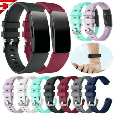 For Fitbit Versa / 2 Lite Replacement Band Silicone Sports Strap Wrist band