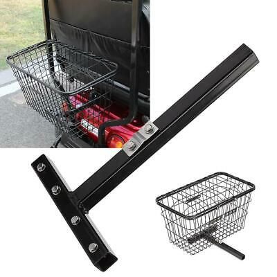Practical Mobility Scooter Rear Basket Mounting Bracket Modification Accessory