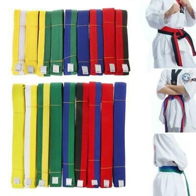 Professional Taekwondo Karate Judo Double Wrap Martial Arts Belt Waistband Grace