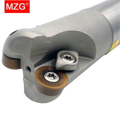 MZG EMRC CNC Lathe Machine Tools RPMT Inserts Round Nose End Milling Cutters