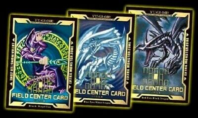 Yu-Gi-Oh Field Center Card Legendary Gold Box Complete Set Japanese NEW