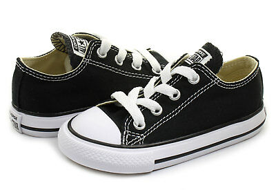 KIDS CONVERSE ALL Stars Low Trainers Ox Canvas Chuck Taylor