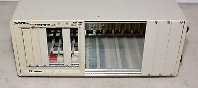 National Instruments PXI-1011  Chassis  562-1011-F00-00 745770-01