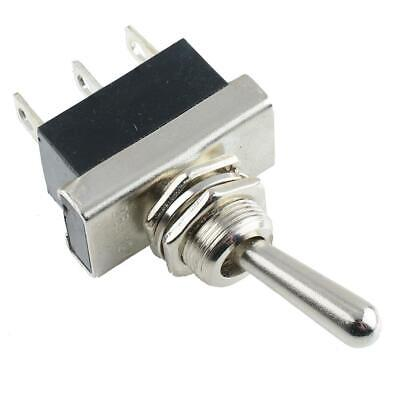 On-On Toggle Switch SPDT 25A 12VDC