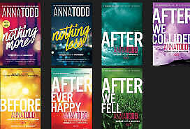 [ E ~ Book ] PDF  After Series Complete Set (Book 1-7) by Anna Todd
